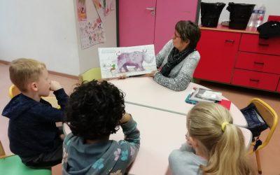 Des bénévoles pour transmettre le plaisir de lire aux enfants