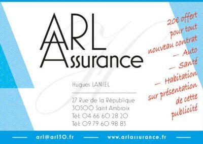 arl assurances