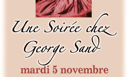 Une soirée chez George Sand